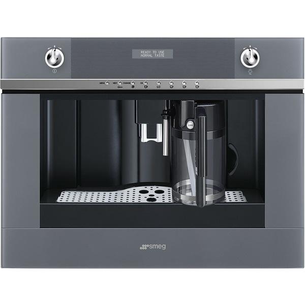купить Встраиваемая кофемашина Smeg CMS4101S Linea - цена, описание, отзывы - фото 1