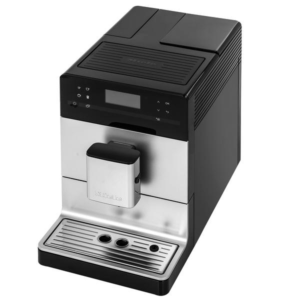 купить Кофемашина Miele CM5500 Silver Edition - цена, описание, отзывы - фото 1