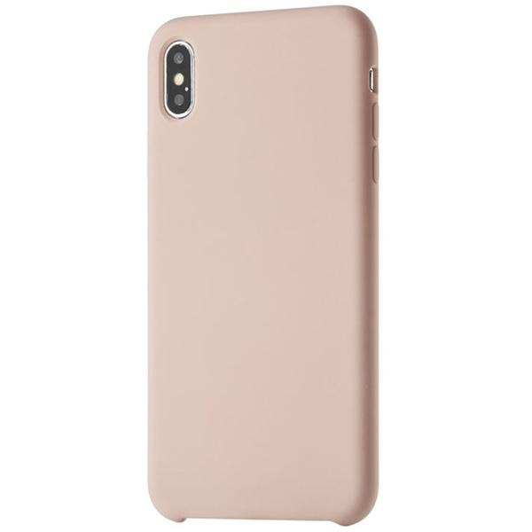 купить Чехол для смартфона uBear Touch case для Apple iPhone XS Max, светло розовый - цена, описание, отзывы - фото 1
