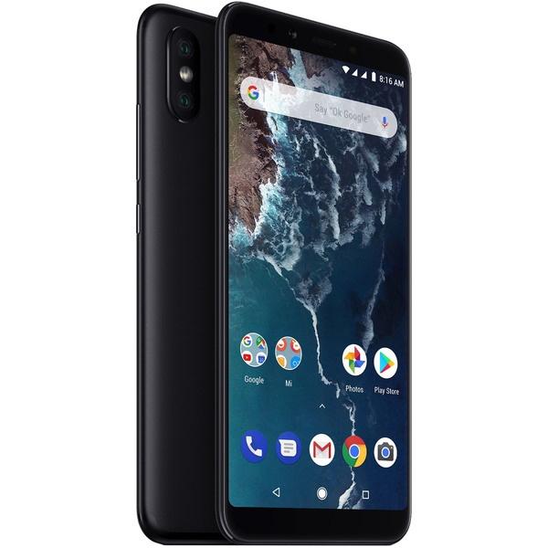 купить Смартфон Xiaomi Mi A2 64GB Black - цена, описание, отзывы - фото 1