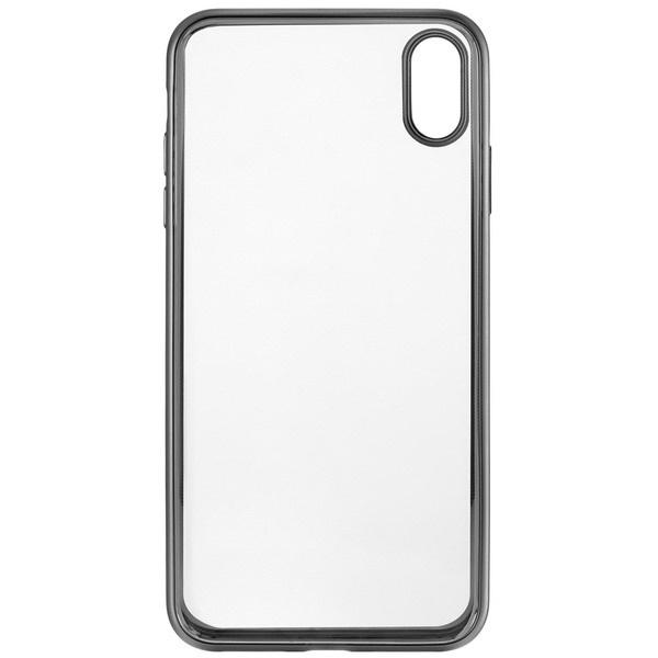 купить Чехол для смартфона uBear Frame Case для Apple iPhone XS Max, серебристый - цена, описание, отзывы - фото 1