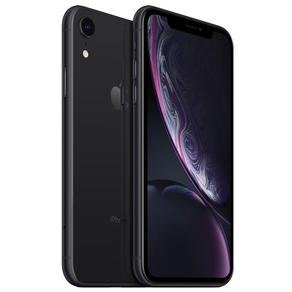 купить Смартфон Apple iPhone XR 64GB черный - цена, описание, отзывы - фото 1