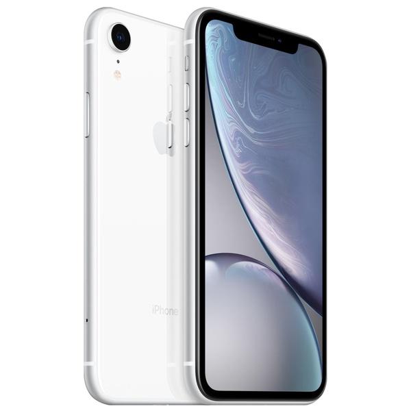 купить Смартфон Apple iPhone XR 128GB белый - цена, описание, отзывы - фото 1