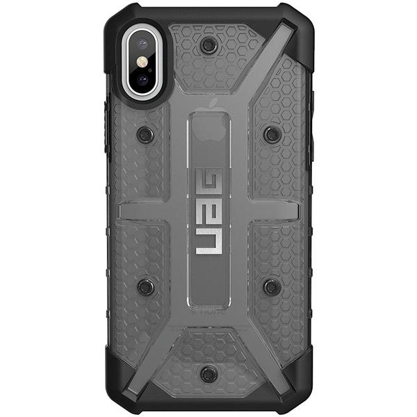 купить Чехол для смартфона UAG Plasma для iPhone Xs/X, серый - цена, описание, отзывы - фото 1