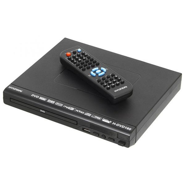 купить DVD-плеер Hyundai H-DVD160 - цена, описание, отзывы - фото 1
