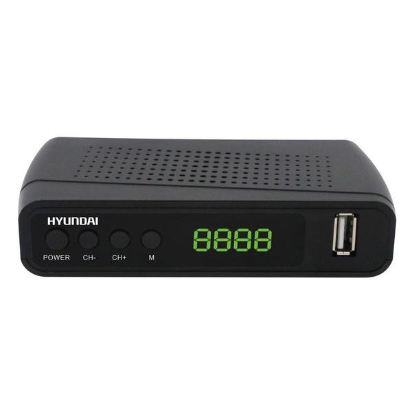 купить Комплект спутникового телевидения Hyundai H-DVB220 - цена, описание, отзывы - фото 1