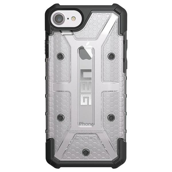 купить Чехол для смартфона UAG Plasma Series Case для iPhone 8/7/6, ice - цена, описание, отзывы - фото 1