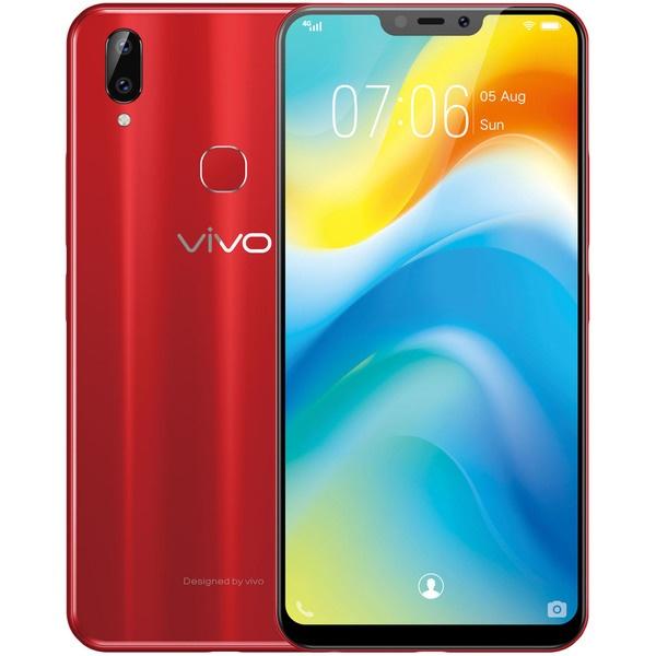 купить Смартфон Vivo Y85 Red - цена, описание, отзывы - фото 1