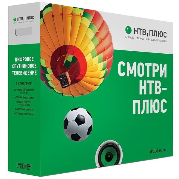 купить Комплект спутникового телевидения НТВ+ Полный комплект на 2 ТВ - цена, описание, отзывы - фото 1
