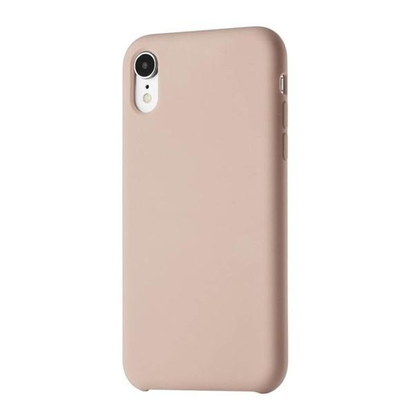 купить Чехол для смартфона uBear Touch case для Apple iPhone XR, светло розовый - цена, описание, отзывы - фото 1