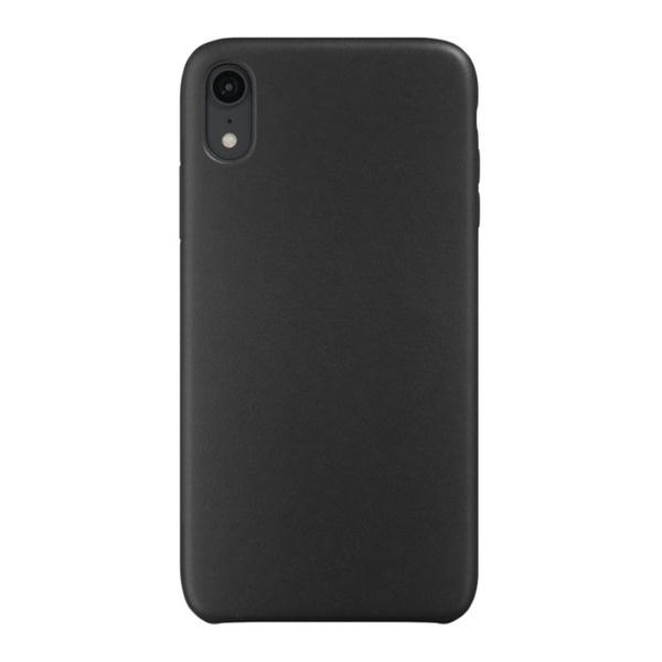 купить Чехол для смартфона uBear Capital Leather Case для Apple iPhone XR, черный - цена, описание, отзывы - фото 1
