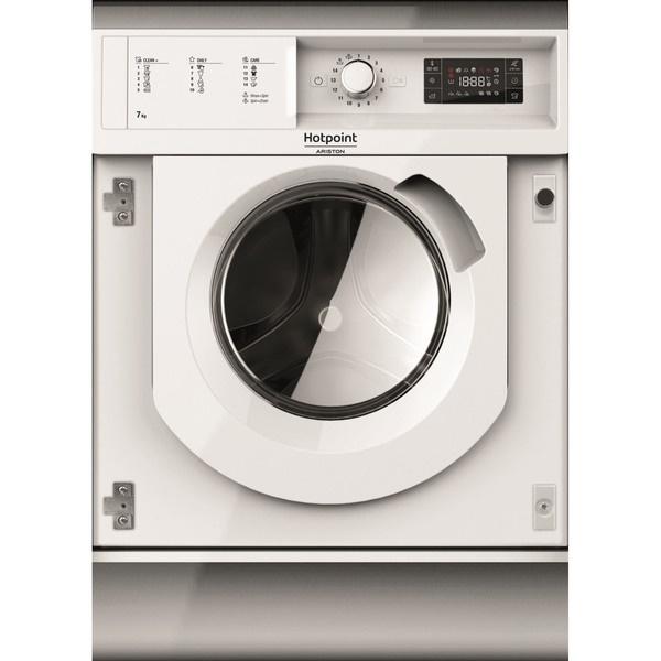 купить Встраиваемая стиральная машина Hotpoint-Ariston BI WMHG 71284 - цена, описание, отзывы - фото 1