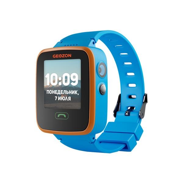 купить Детские умные часы GEOZON Aqua Blue - цена, описание, отзывы - фото 1