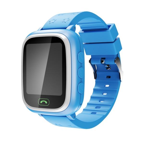 купить Детские умные часы GEOZON Lite Blue - цена, описание, отзывы - фото 1