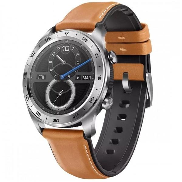 купить Умные часы Honor Watch Magic Silver (TLS-B19) - цена, описание, отзывы - фото 1