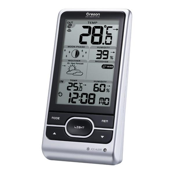 купить Цифровая метеостанция Oregon Scientific BAR 208HGX - цена, описание, отзывы - фото 1