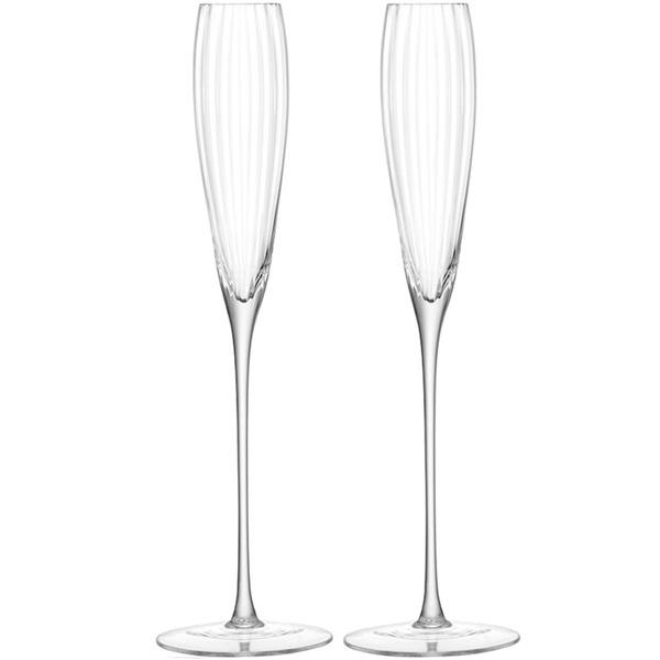 купить Бокалы для шампанского LSA International Aurelia G874-06-776 - цена, описание, отзывы - фото 1