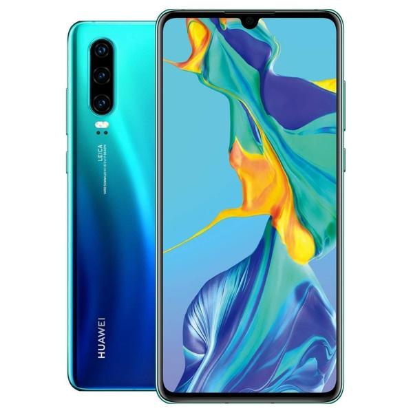 купить Смартфон Huawei P30 Северное сияние - цена, описание, отзывы - фото 1