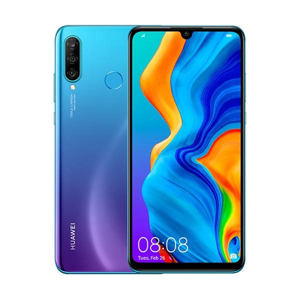купить Смартфон Huawei P30 Lite Насыщенный бирюзовый - цена, описание, отзывы - фото 1