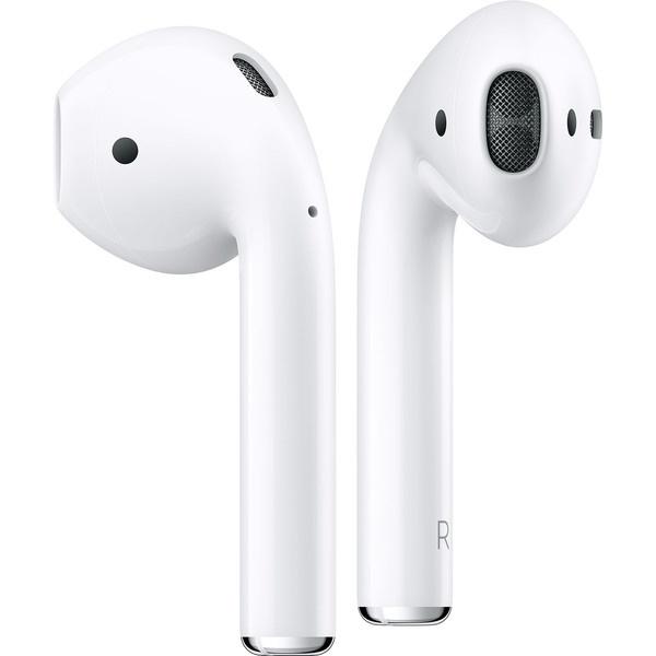 купить Наушники Apple AirPods 2 (беспроводная зарядка чехла) - цена, описание, отзывы - фото 1