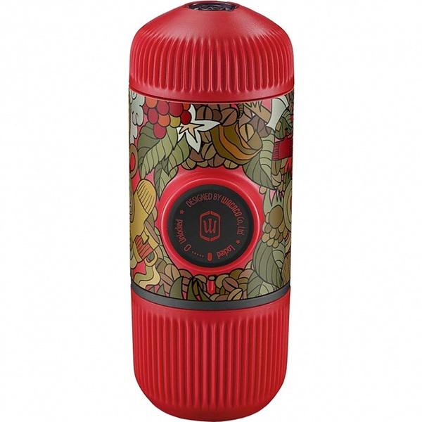 купить Кофеварка Wacaco Nanopresso Jungle WCCJNGLRD - цена, описание, отзывы - фото 1