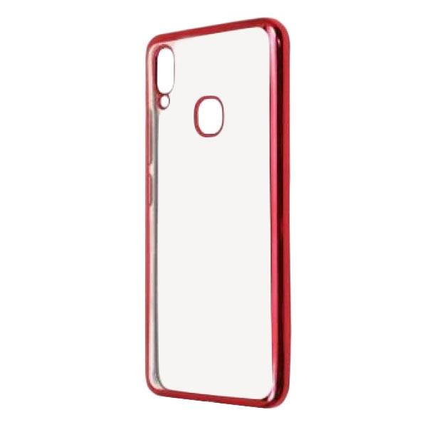 купить Чехол для смартфона Vivo Mirror 1902003 для Y91/Y91i, красный - цена, описание, отзывы - фото 1