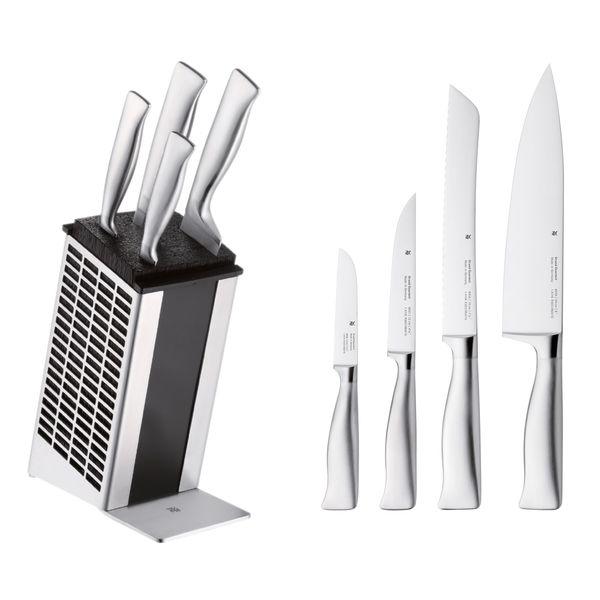 купить Набор ножей WMF Grand Gourmet 1889669992 - цена, описание, отзывы - фото 1