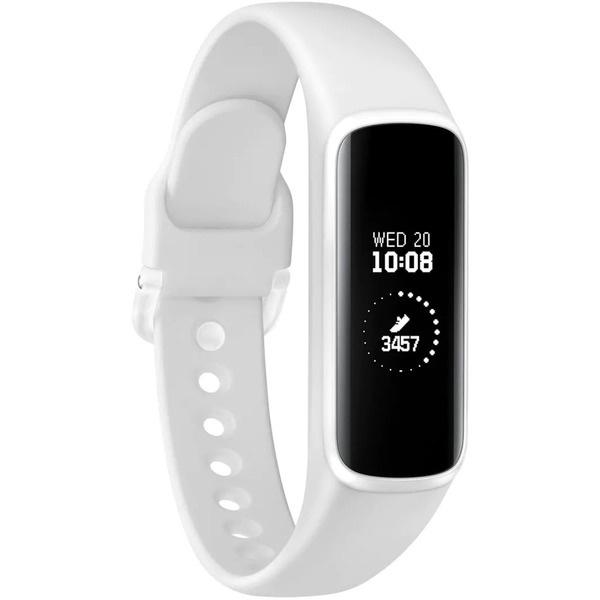 купить Фитнес-браслет Samsung Galaxy Fit E молоко (SM-R375NZWASER) - цена, описание, отзывы - фото 1