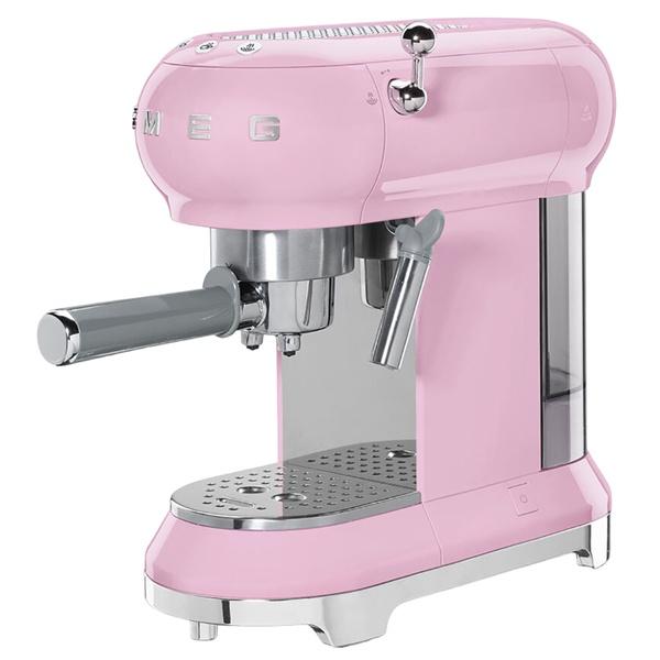 купить Кофеварка Smeg ECF01PKEU - цена, описание, отзывы - фото 1