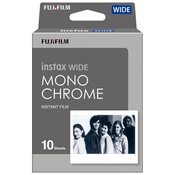 купить Фотопленка Fujifilm Instax Mini Monochrome WW 1 - цена, описание, отзывы - фото 1