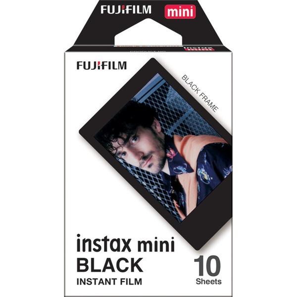 купить Фотопленка Fujifilm Instax Mini Black Frame WW 1 - цена, описание, отзывы - фото 1
