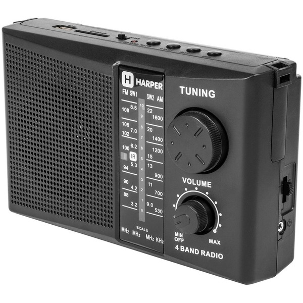 купить Радиоприемник Harper HDRS-288 - цена, описание, отзывы - фото 1