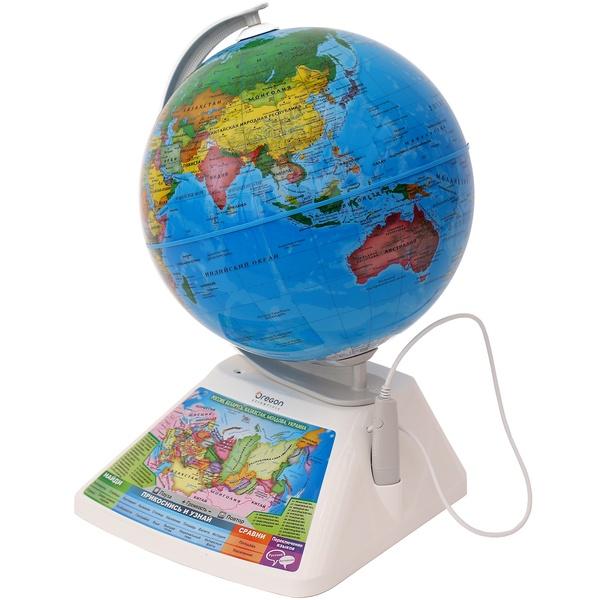 купить Интерактивный глобус Oregon Scientific SG268RX - цена, описание, отзывы - фото 1