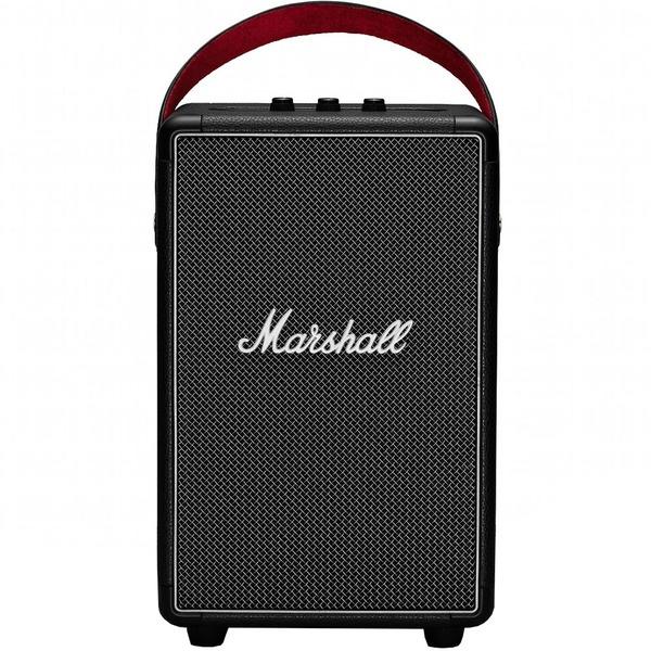 купить Портативная акустика Marshall TUFTON Black - цена, описание, отзывы - фото 1