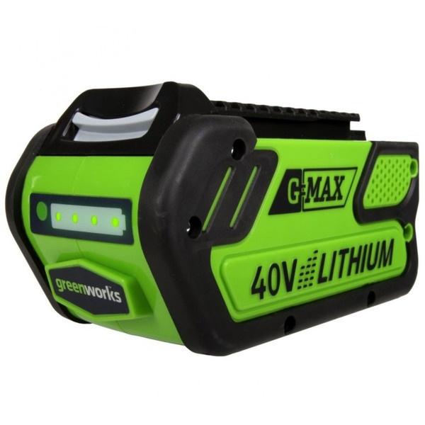 купить Аккумулятор Greenworks G40B6 - цена, описание, отзывы - фото 1