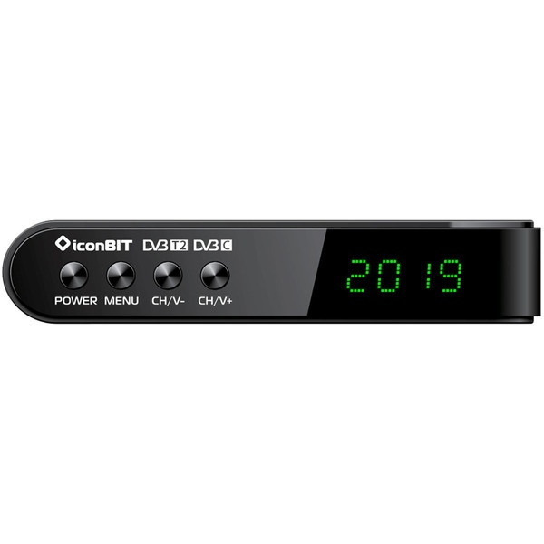 купить Приемник цифрового телевидения Iconbit Movie COMBO - цена, описание, отзывы - фото 1