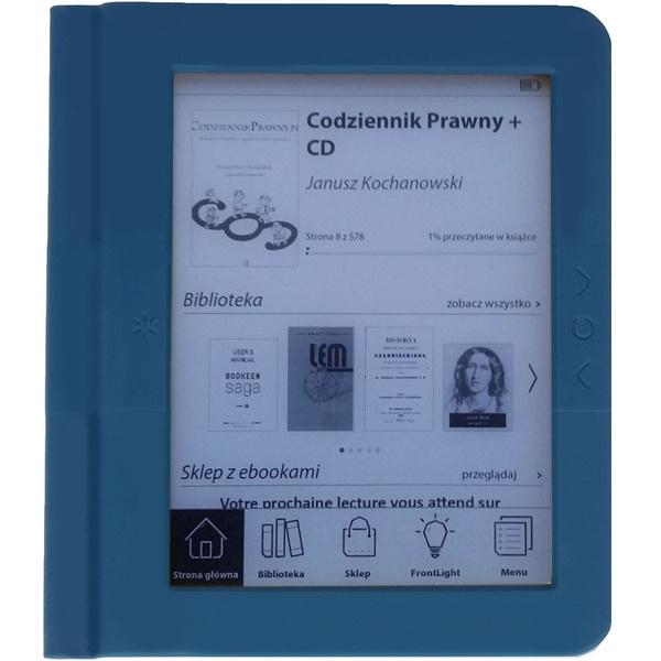купить Электронная книга Bookeen Saga Blue (CYBSB2F-BE) - цена, описание, отзывы - фото 1