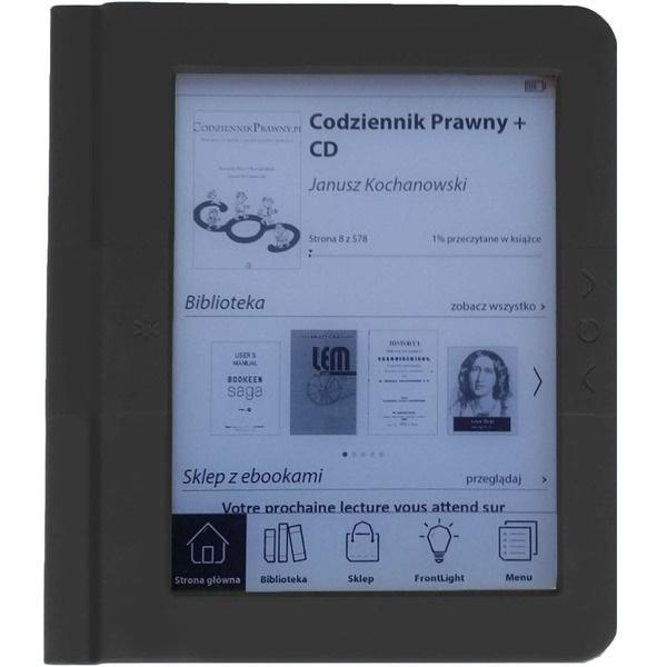 купить Электронная книга Bookeen Saga Black (CYBSB2F-BK) - цена, описание, отзывы - фото 1