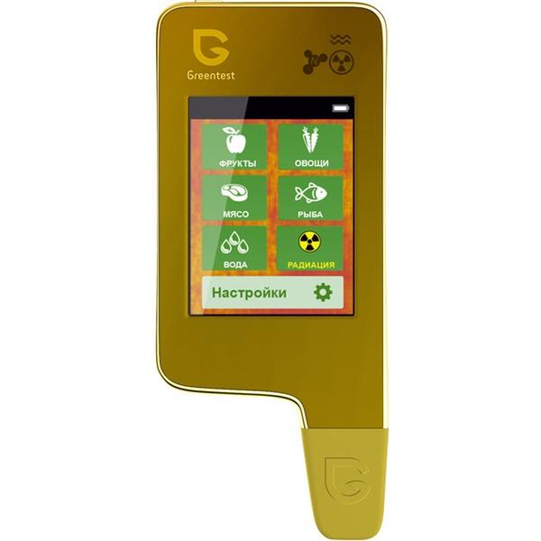 купить Нитрат-тестер Greentest ECO 5 Gold FB0136 - цена, описание, отзывы - фото 1