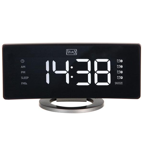 купить Электронные настольные часы MAX CR 2915 - цена, описание, отзывы - фото 1