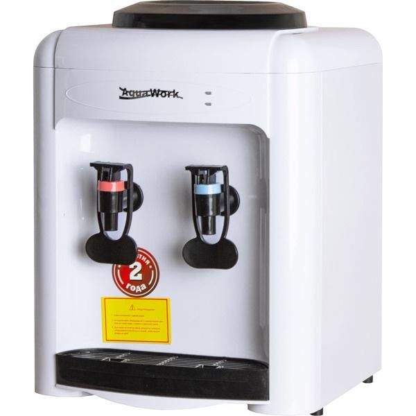 купить Кулер для воды Aqua Work 0.7 TD белый - цена, описание, отзывы - фото 1