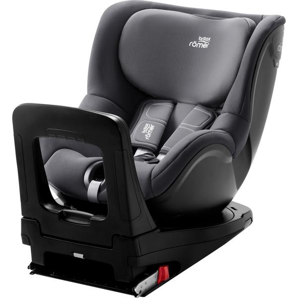 купить Детское автокресло Britax Roemer Dualfix M i-Size Storm Grey Trendline - цена, описание, отзывы - фото 1