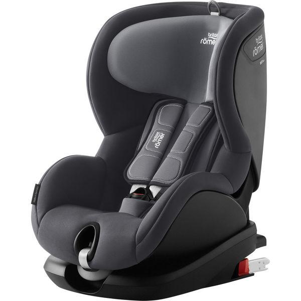 купить Детское автокресло Britax Roemer Trifix2 i-Size Storm Grey Trendline - цена, описание, отзывы - фото 1