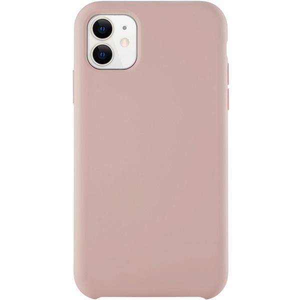купить Чехол для смартфона uBear Soft Touch Case для iPhone 11, розовый - цена, описание, отзывы - фото 1