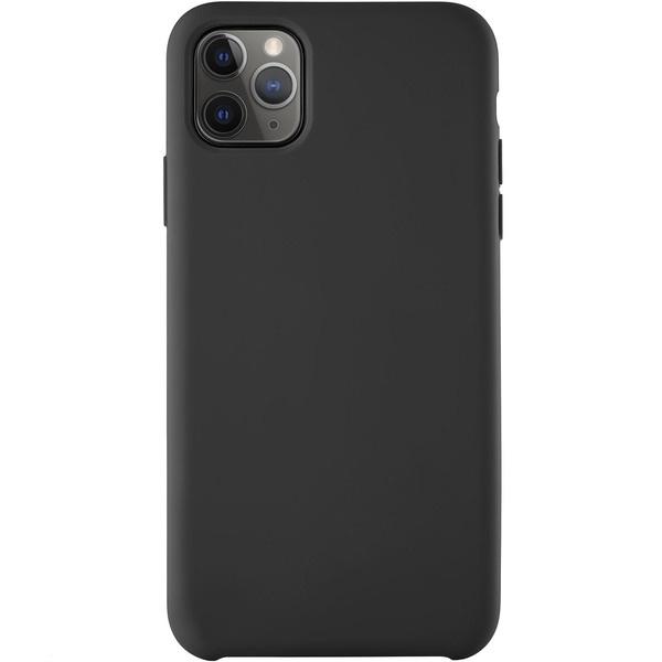 купить Чехол для смартфона uBear Soft Touch Case для iPhone 11 Pro Max, черный - цена, описание, отзывы - фото 1