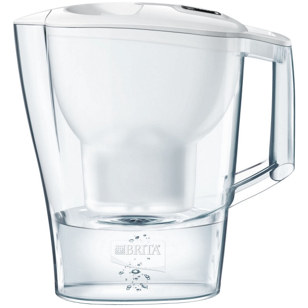 купить Фильтр для очистки воды Brita Maxtra Aluna XL 3.5 л белый - цена, описание, отзывы - фото 1