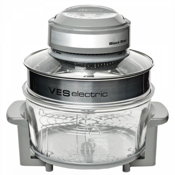 купить Аэрогриль VES AX 745 BlackStar - цена, описание, отзывы - фото 1