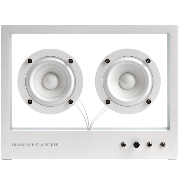 купить Портативная акустика Transparent Sound Small Speaker - цена, описание, отзывы - фото 1
