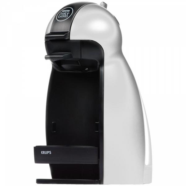 купить Кофеварка Krups Dolce Gusto KP1002 E1 Piccolo Белая - цена, описание, отзывы - фото 1