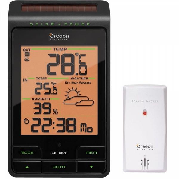 купить Цифровая метеостанция Oregon Scientific BAR 806 - цена, описание, отзывы - фото 1